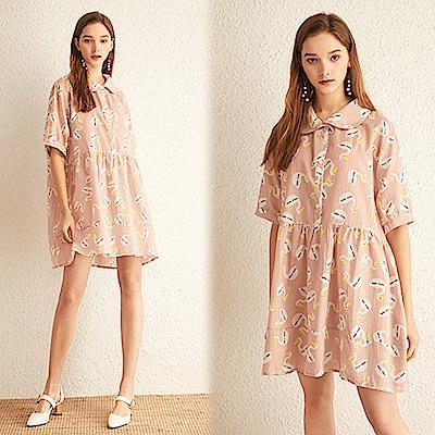 【KEITH-WILL】追加款春暖花香涼夏洋裝