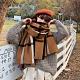 【KISSDIAMOND】百年經典咖啡大格紋雙面羊絨保暖長圍巾披肩(保暖/舒適/百搭/KDM-FYR172) product thumbnail 1