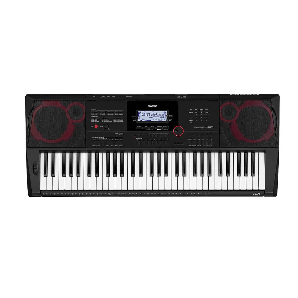 CASIO卡西歐原廠 61鍵電子琴CT-X3000