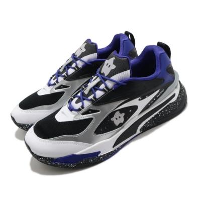 Puma 休閒鞋 RS-Fast 運動 聯名 男鞋 基本款 舒適 簡約 超級瑪莉 穿搭 白 黑 38019801