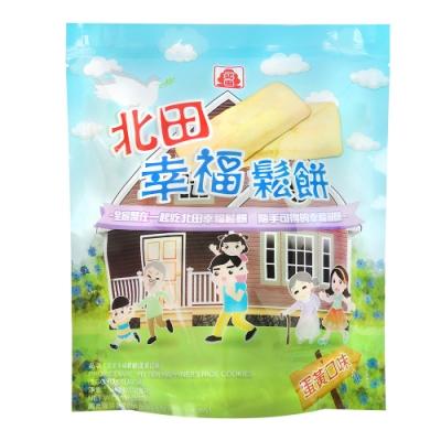 北田 幸福鬆餅-蛋黃口味(144g)