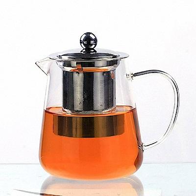 耐熱泡茶玻璃壺950ml(BY-TB05)
