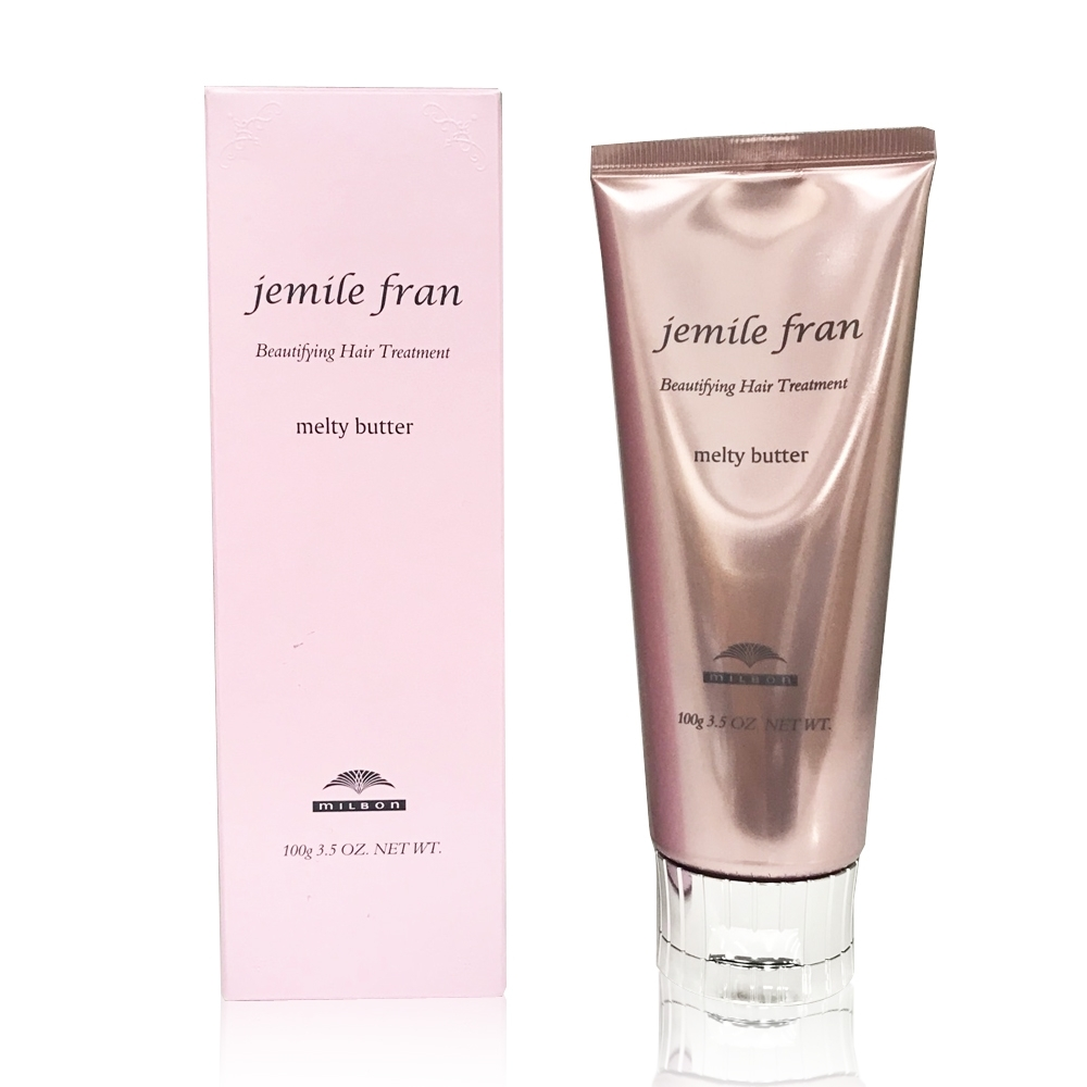 Milbon 哥德式 Jemile Fran Metly butter 蜜蜜乳 100g