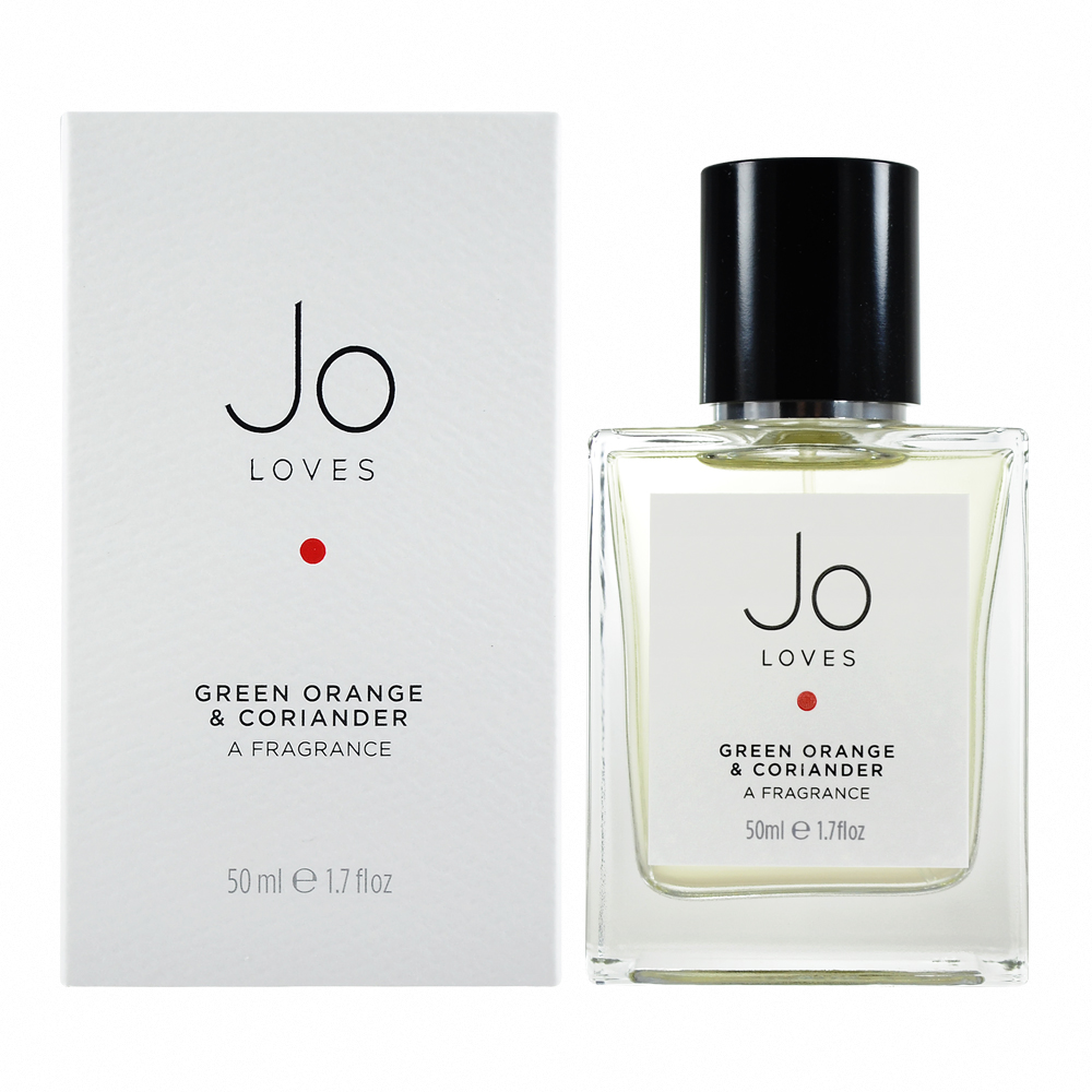 Jo Loves 綠橙與芫荽 50ml Green Orange & Coriander