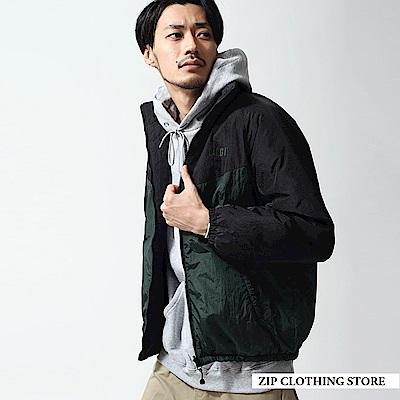 聯名款雙面穿布勞森鋪棉外套4色ZIP日本男裝