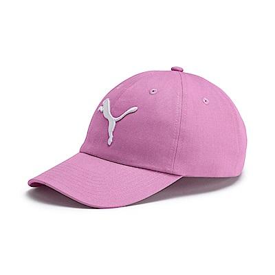 PUMA-男女基本系列棒球帽-淺淡紫