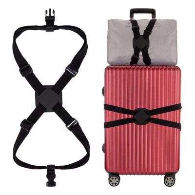 行李箱彈力束帶 旅行箱打包帶 彈力捆綁帶 出國旅遊必備