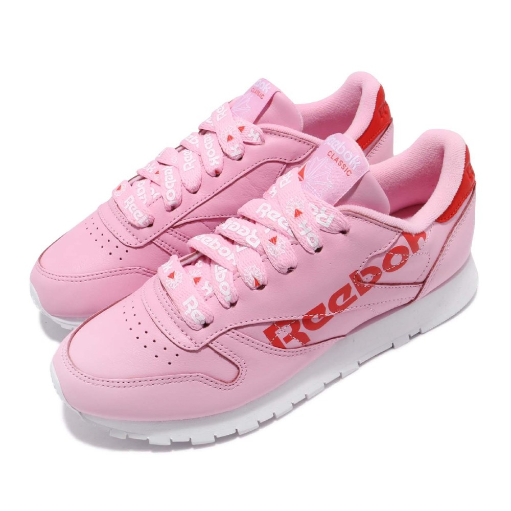 Reebok 休閒鞋 CL LTHR 低筒 運動 女鞋