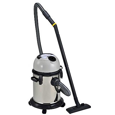 勳風不鏽鋼乾濕二用吸塵器 HF-3329