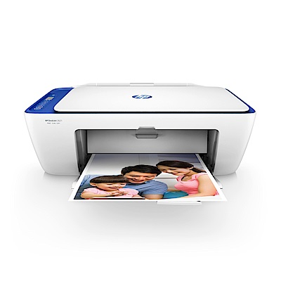 HP DeskJet 2621 All-in-One 無線多彩相片事務機