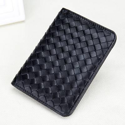 玩皮工坊-真皮羊皮編織包護照夾護照包護照套卡片夾卡片包卡片套-KN91