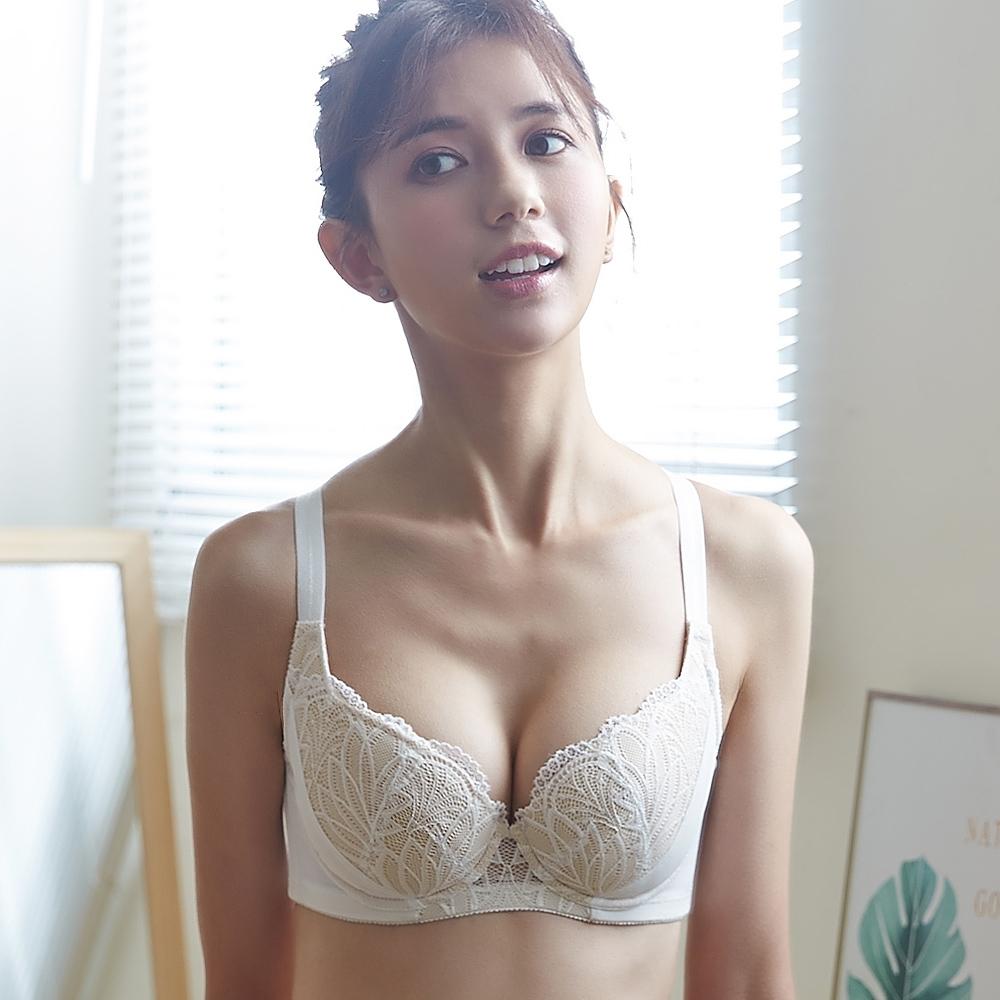 蕾黛絲-盼曦 B-F罩杯內衣 牙白