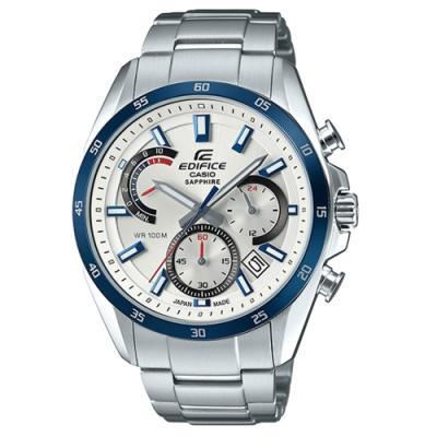 CASIO卡西歐 經典時尚腕錶(EFB-510JDB-7A)