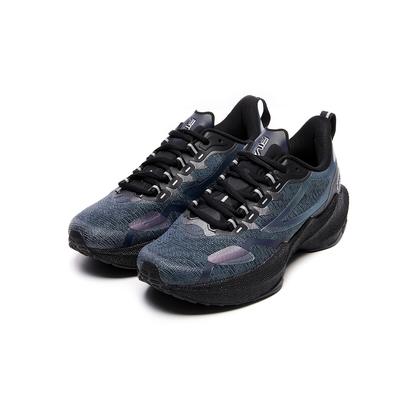 FILA NEURON 3_IMPULSE 中性慢跑鞋-銀灰 4-J040V-001