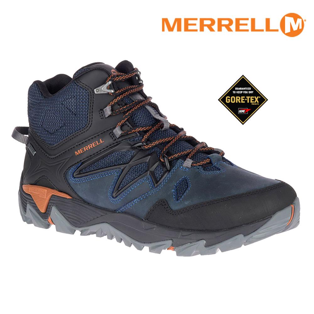 MERRELL疾速健行鞋BLAZE 2 MID GTX ML42423
