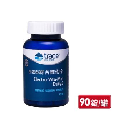 Trace Minerals 萃思鎂 加強型綜合維他命 90錠 (美國原裝進口)