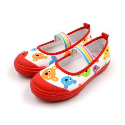 WHY AND 1/2 普普熊娃娃鞋