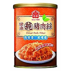 義美 健康純豬肉絲(105g)