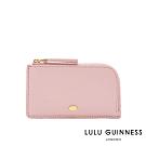 LULU GUINNESS LEAH 卡夾/零錢包 (粉)