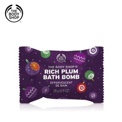 The Body Shop 紫梅浴糖 28G
