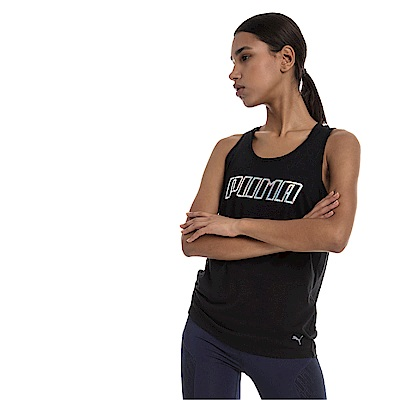 PUMA-女性訓練系列Own It運動背心-黑色-歐規