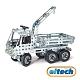 【德國eitech】益智鋼鐵玩具-起重機卡車(C301) product thumbnail 1