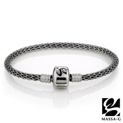 MASSA-G Titan XG3 Mini 3mm超合金鍺鈦手環