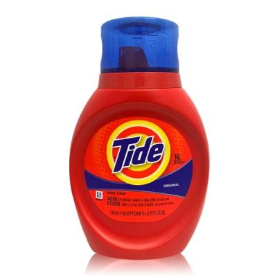 美國Tide 濃縮洗衣精-25oz