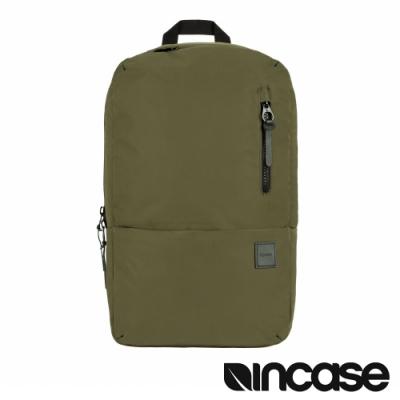 Incase Compass 15 吋飛行尼龍電腦後背包 - 橄欖綠
