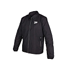 PUMA 男流行系列DOWNTOWN立領外套-慢跑 路跑 黑白