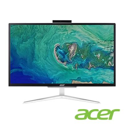 [時時樂]Acer C22-820 22型雙核液晶電腦(J4025/4G/1T/Win10h)