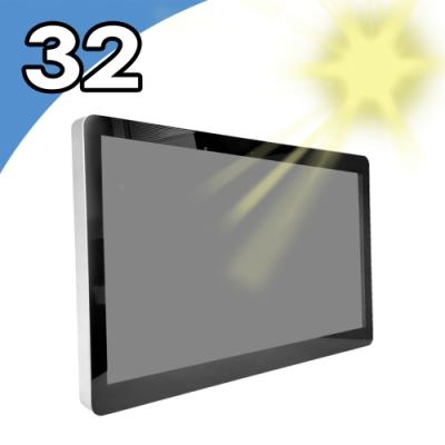 【Nextech】32吋 室外型 All-in-One 觸控電腦(i7-7600U/8G/128G)