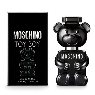 MOSCHINO 莫斯奇諾 TOY BOY 黑熊 男性淡香精50ml