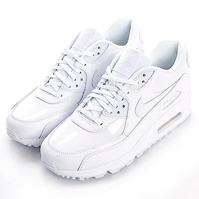 NIKE AIR MAX 90 LEA 女休閒鞋 921304101 白