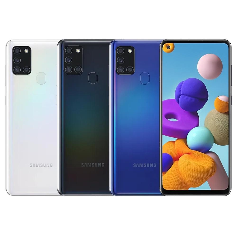 SAMSUNG Galaxy A21s (4G/64G) 6.5吋八核心手機