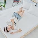 BUHO布歐 防蹣透氣毛巾布-床包式防水保潔墊(3.5尺單人)