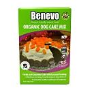 即期良品 Benevo 倍樂福 英國素食動手做狗狗有機蛋糕140g