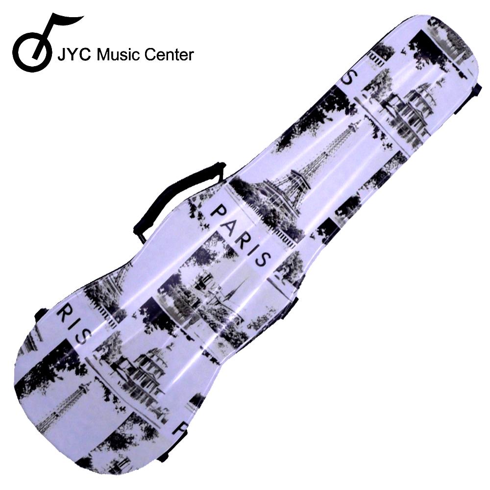 JYC JV-1004巴黎鐵塔小提琴三角硬盒~4/4(輕量級複合材料)僅重1.69kg