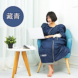 【KISSDIAMOND】可伸手中開加厚保暖睡袋