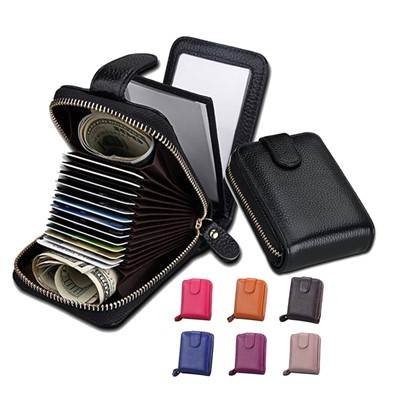 玩皮工坊-真皮頭層牛皮15卡位卡片包卡片卡套證件包證件套CB145