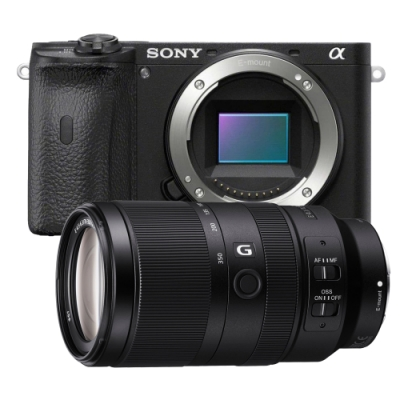 SONY A6600 單機身 + SEL70350G Value Pack 超望遠玩家組合/公司貨