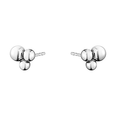 Georg Jensen 喬治傑生- MOONLIGHT GRAPES 純銀耳環