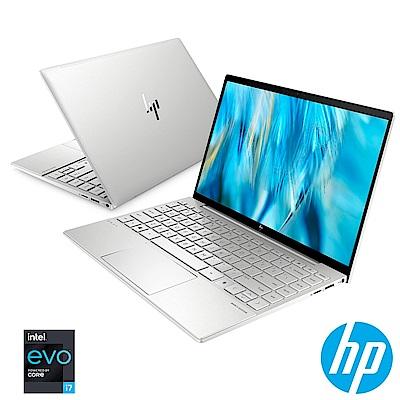HP 極羨 13-ba1036TU 13吋筆電(i7-1165 G7/16GB/1T PCIe SSD/Win10/璀燦銀)