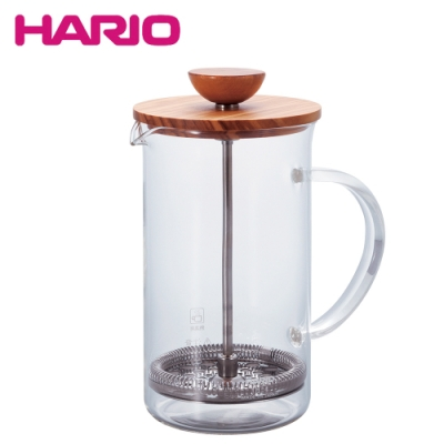 HARIO 自然風濾壓壺 600ml (THW-4-OV)