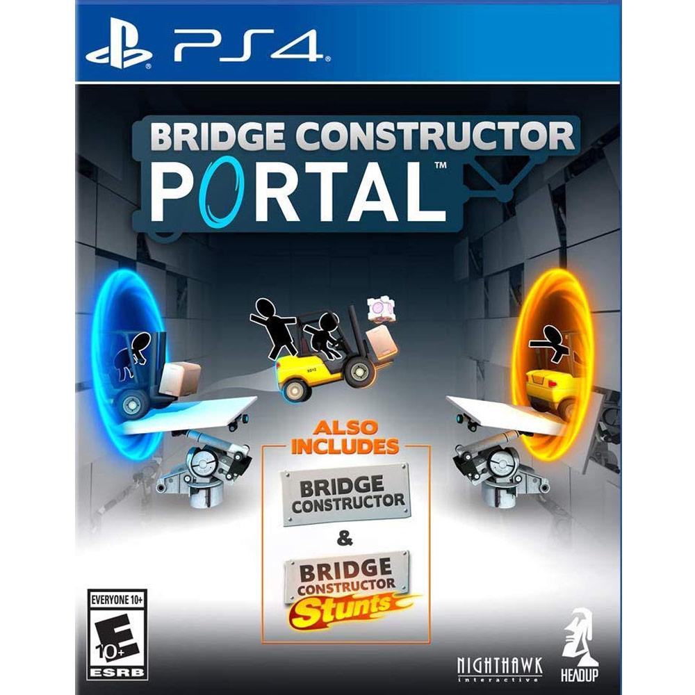 傳送門:造橋總動員 Bridge Constructor - PS4 中英日文美版