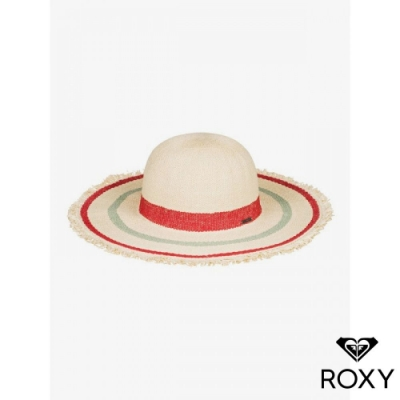 【ROXY】SOUND OF THE OCEAN 草編帽
