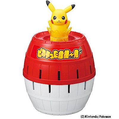 任選Pokemon GO 精靈寶可夢 神奇寶貝 皮卡丘危機一發 PC86955