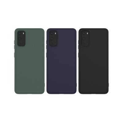 Imak SAMSUNG Galaxy S20 磨砂軟套