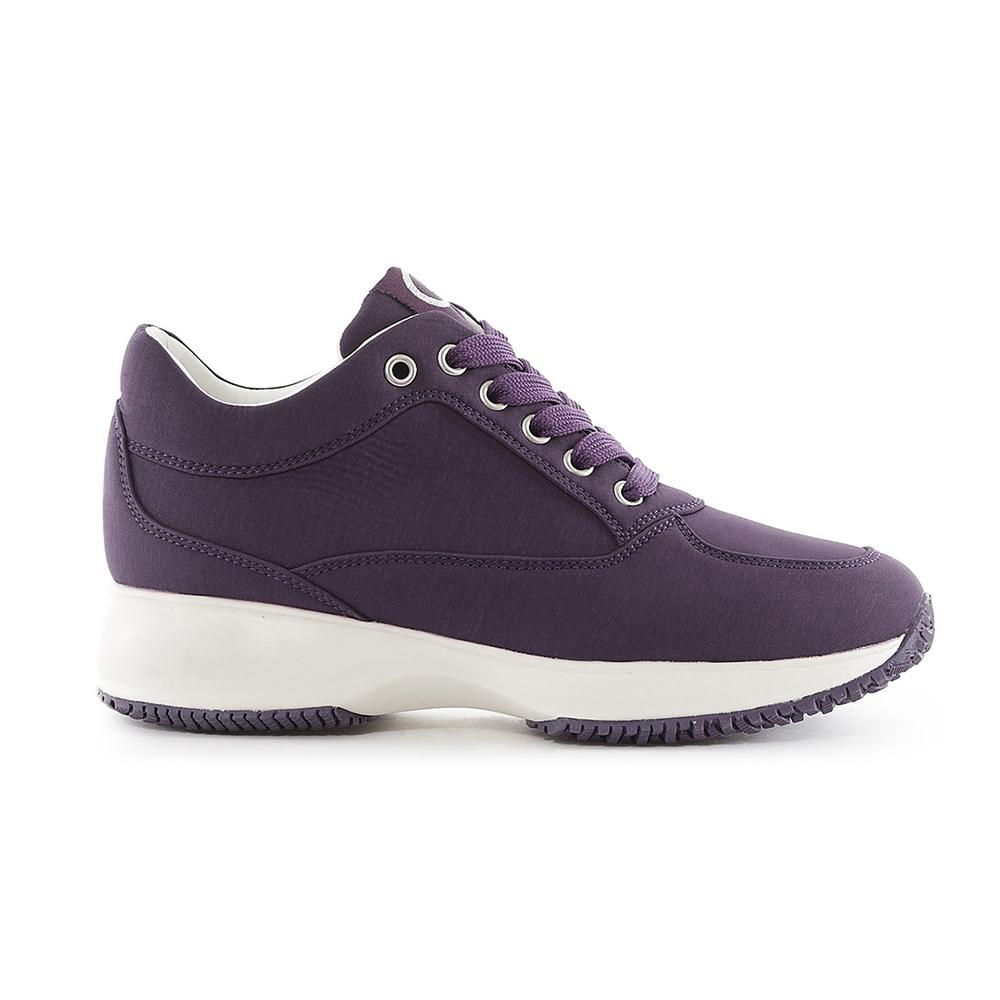 【TOP GIRL】韓流時尚 減壓輕盈休閒鞋-紫