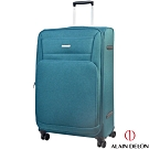 ALAIN DELON 亞蘭德倫 28吋 輕量品味系列行李箱(藍綠)